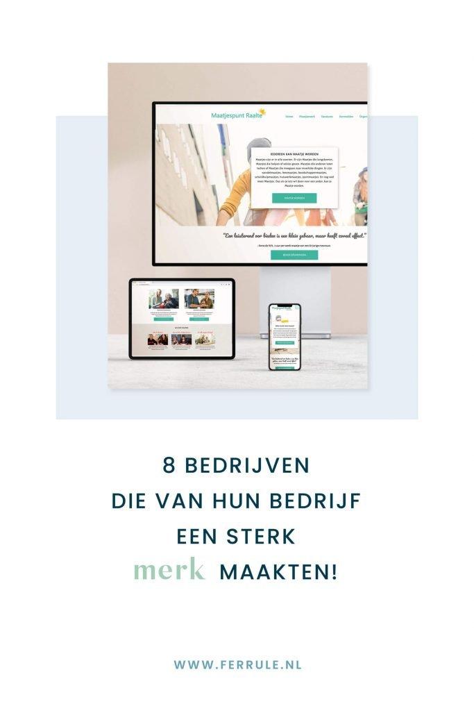 Ondernemen business, merk logo design, ontwikkelen eigen visie, branding huisstijl