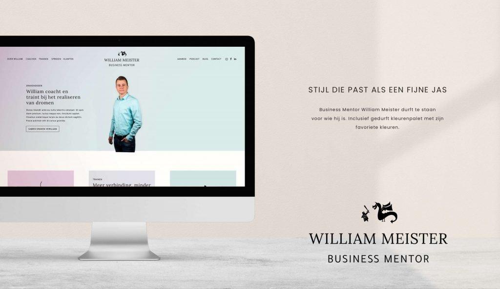 Een merk met een professionele uitstraling, William Meister