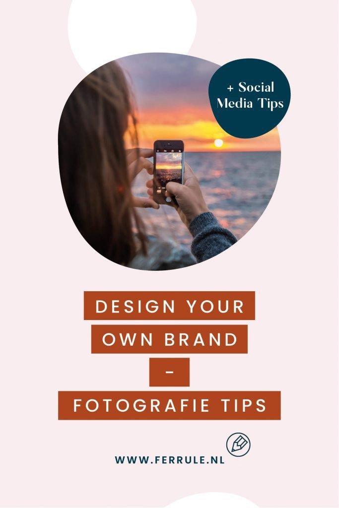 mooie foto's voor social media, fotografietips